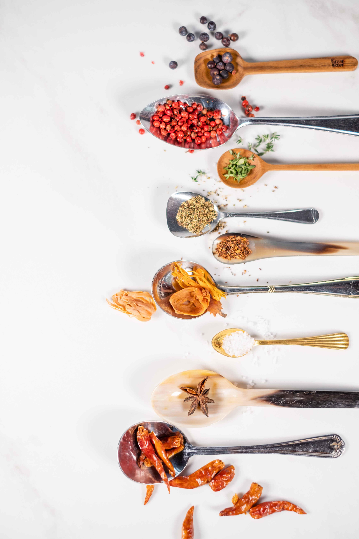 foodfotografie en styling kruiden